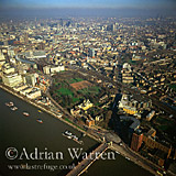 Lambeth Palace, Lambeth Bridge, River Thames, London, England
