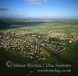 Cricklade and River Thames, Gloucestershire, England