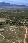 Aerials (aerial image) of Africa : SMALL TOWNSHIP, Kenya