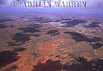 Aerials (aerial image) of Africa : Kaokoland, Namibia