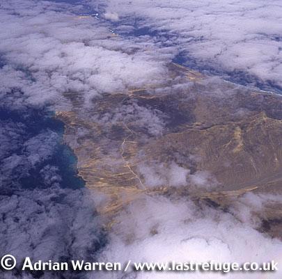 Aerials (Aerial Image): Fuerteventura (South Coast Near Gran Tarajal), Canary Islands, Spain, Europe