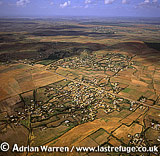 Aerials (Aerial Image) Of Africa: Morocco, Village South Of Rabat