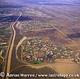 Aerials (Aerial Image) Of Africa: Morocco, Villages Near Ibdir