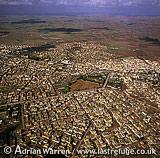 Aerials (Aerial Image) Of Africa: Morocco: El Ksar El Kbir - Town In Northern Morocco