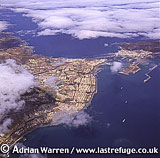 Aerials (Aerial Image): Las Palmas, Gran Canaria Island, Canary Islands, Spain, Europe
