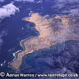 Aerials (Aerial Image): Fuerteventura, (South-Western Tip Of The Island), Canary Islands, Spain, Europe