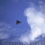 Military Airshow: Panavia Tornado GR4, Royal Air Force, The Royal International Air Tattoo 2002, Fairford, Gloucestershire, England, UK
