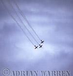 Military Airshow: The Royal Jordanian Falcons, Extra EA300s, Royal Jordanian Airlines, Amman, Jordan, The Royal International Air Tattoo 2002, Fairford, Gloucestershire, England, UK