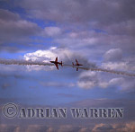 RAF's Red Arrows aerobatic team