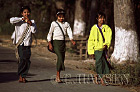 School Children, Inle Lake, Nyaungshwe, Myanmar (formerly Burma)