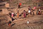 Working Life, Ayeyawady River, Mandalay, Myanmar (formerly Burma)