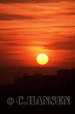 Sunrise over Bagan, Myanmar (formerly Burma)