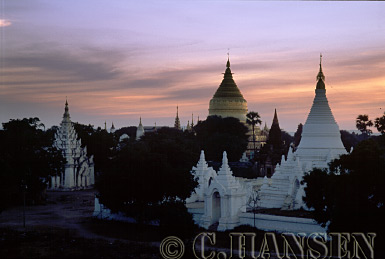 Temples, Kyanzittha Umin, Bagan, Myanmar (formerly Burma)