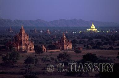 Tawagu, Dhammayangyi pahto, Bagan, Myanmar (formerly Burma)
