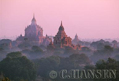 Thatbyinnyu pahto, Bagan, Myanmar (formerly Burma)