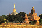Temple, Ananda Pahto, Bagan, Myanmar (formerly Burma)