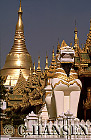 Shwedagon Paya (Current 1769/ Original 6th century), Bagan, Myanmar (formerly Burma)