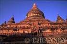 Mingalazedi (late 13th century), Bagan, Myanmar (formerly Burma)