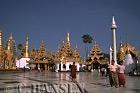 Shwedagon Paya, Yangon (Rangoon), Myanmar (formerly Burma)