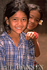 Girls, Champassak, Laos