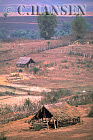 Phonsavan in dry season, Laos