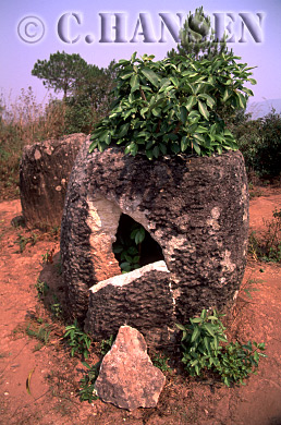 Plain of Jars, Phonsavan, Laos