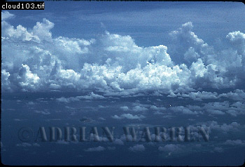 Clouds (Cumulus/ Cumulonimbus)