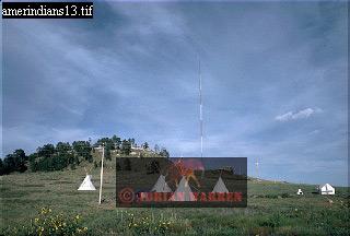 SIOUX INDIAN RES., Pine Ridge, South Dakota, USA