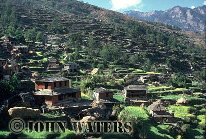 Image Gallery : Nepal ; Houses and Buildings / b-JWnepal57: www.lastrefuge.co.uk/images/html/johnwaters/nepal-buildings/pages/b...