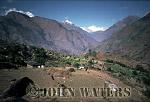 Ghara village, near Tatopani, Nepal, Asia