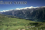 Valle di Blenio, Swiss Alps, Ticino, Switzerland, Europe