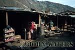 Roadside refreshment stalls, near Kathmandu, Nepal, Asia
