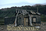19th Century exploration hut, Bellsund, Svalbard, Norway, Scandanavia, Arctic