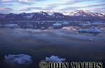 Liefge Fjord in Summer, Svalbard, Norway, Scandanavia, Arctic