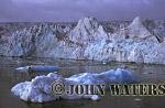 Glacier Front, Svalbard, Norway, Scandanavia, Arctic