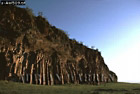 BASALT CLIFFS, Hell's Gate, Rift Valley, Kenya