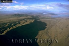 RIFT VALLEY, AFRICA, at Mount Lengai/ Lake Natron/ Tanzania