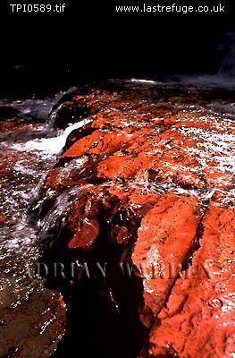 River with Jasper Rock, Venezuela