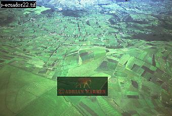 ANDEAN ALTIPLANO, High Altitude Agriculture, Ecuador, 1993