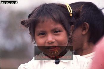 CAMARACOTTO INDIANS, Camarata, Venezuela, 1976