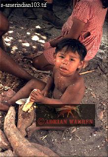 PATAMONA INDIANS, Guyana, 1971