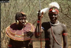 POKOT TRIBE, Northern Kenya