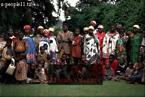 Local Gathering near Gisenyi, Rwanda