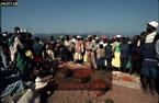 Market in Rural Area, Rwanda