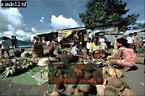 Market in TERNATE, Moluccas, Indonesia