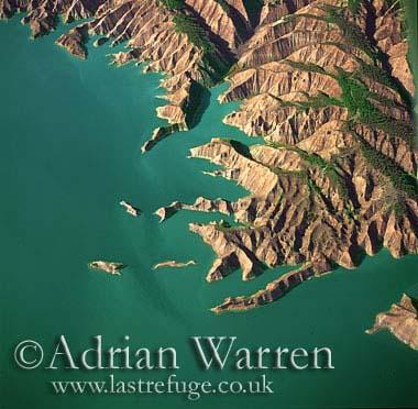 Aerials (aerial image): Embalse De Negratin, Spain, Europe