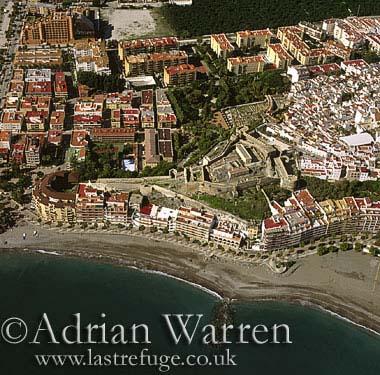 Aerials (aerial image): Costa Del Sol, Spain, Europe