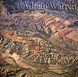 Aerials (aerial image): North of Sierra Nevada: Landscapes near Gorafe, Spain, Europe
