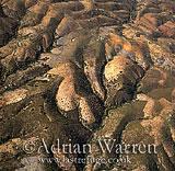 Aerials (aerial image): Southern Foothills of Sierra Nevada, Spain, Europe