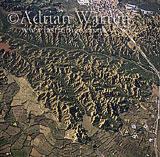 Aerials (aerial image): North of Sierra Nevada: Landscapes near Gorafe, Spain, Europe